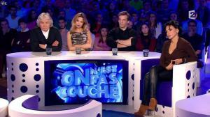 Rachida Dati dans On n'est pas Couché - 15/11/14 - 258