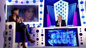 Rachida Dati dans On n'est pas Couché - 15/11/14 - 266