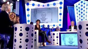 Rachida Dati dans On n'est pas Couché - 15/11/14 - 293