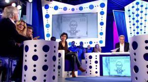 Rachida Dati dans On n'est pas Couché - 15/11/14 - 294