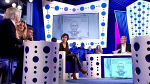 Rachida Dati dans On n'est pas Couché - 15/11/14 - 295
