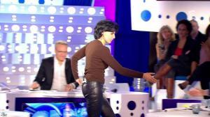 Rachida Dati dans On n'est pas Couché - 15/11/14 - 305