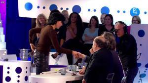 Rachida Dati dans On n'est pas Couché - 15/11/14 - 306