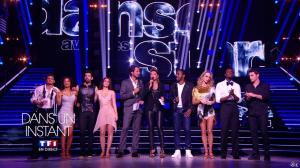 Sandrine Quétier dans Danse avec les Stars - 01/11/14 - 08