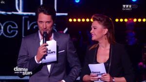 Sandrine Quétier dans Danse avec les Stars - 01/11/14 - 17