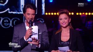 Sandrine Quétier dans Danse avec les Stars - 01/11/14 - 18