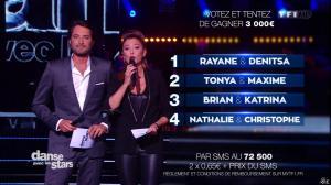 Sandrine Quétier dans Danse avec les Stars - 01/11/14 - 21