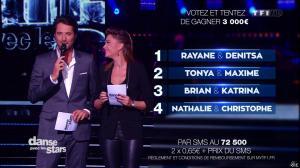 Sandrine Quétier dans Danse avec les Stars - 01/11/14 - 22