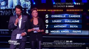 Sandrine Quétier dans Danse avec les Stars - 01/11/14 - 24