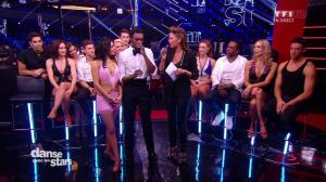 Sandrine Quétier dans Danse avec les Stars - 01/11/14 - 36