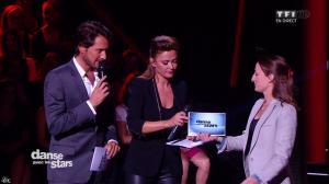 Sandrine Quétier dans Danse avec les Stars - 01/11/14 - 41