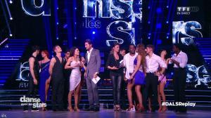 Sandrine Quétier dans Danse avec les Stars - 01/11/14 - 44