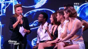 Sandrine Quétier dans Danse avec les Stars - 01/11/14 - 51