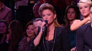 Sandrine Quétier dans Danse avec les Stars - 01/11/14 - 58