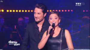 Sandrine Quétier dans Danse avec les Stars - 15/11/14 - 12