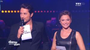 Sandrine Quétier dans Danse avec les Stars - 15/11/14 - 15