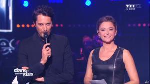 Sandrine Quétier dans Danse avec les Stars - 15/11/14 - 17