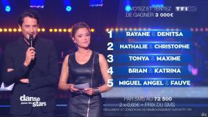 Sandrine Quétier dans Danse avec les Stars - 15/11/14 - 18