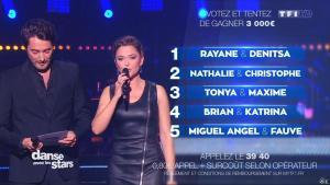 Sandrine Quétier dans Danse avec les Stars - 15/11/14 - 22