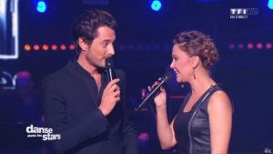Sandrine Quétier dans Danse avec les Stars - 15/11/14 - 23