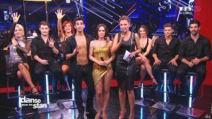 Sandrine Quétier dans Danse avec les Stars - 15/11/14 - 35