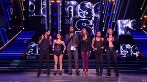 Sandrine Quétier dans Danse avec les Stars - 22/11/14 - 03