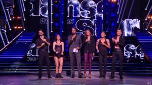 Sandrine Quétier dans Danse avec les Stars - 22/11/14 - 04