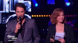 Sandrine Quétier dans Danse avec les Stars - 22/11/14 - 10