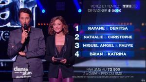 Sandrine Quétier dans Danse avec les Stars - 22/11/14 - 11
