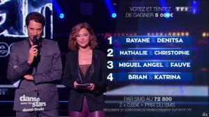 Sandrine Quétier dans Danse avec les Stars - 22/11/14 - 12
