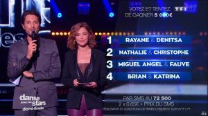 Sandrine Quétier dans Danse avec les Stars - 22/11/14 - 13