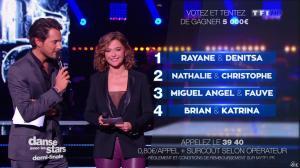 Sandrine Quétier dans Danse avec les Stars - 22/11/14 - 15