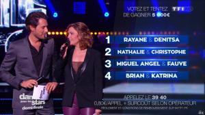 Sandrine Quétier dans Danse avec les Stars - 22/11/14 - 16