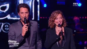 Sandrine Quétier dans Danse avec les Stars - 22/11/14 - 17