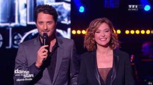 Sandrine Quétier dans Danse avec les Stars - 22/11/14 - 18