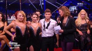 Sandrine Quétier dans Danse avec les Stars - 22/11/14 - 22