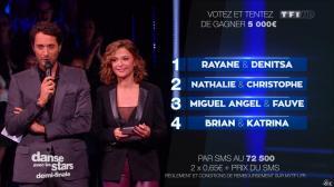 Sandrine Quétier dans Danse avec les Stars - 22/11/14 - 28