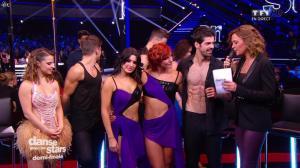 Sandrine Quétier dans Danse avec les Stars - 22/11/14 - 31