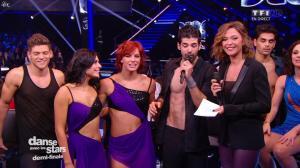 Sandrine Quétier dans Danse avec les Stars - 22/11/14 - 32