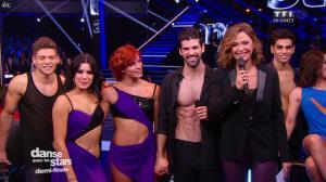 Sandrine Quétier dans Danse avec les Stars - 22/11/14 - 33