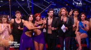 Sandrine Quétier dans Danse avec les Stars - 22/11/14 - 34