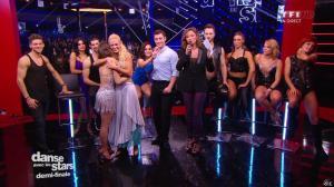 Sandrine Quétier dans Danse avec les Stars - 22/11/14 - 37