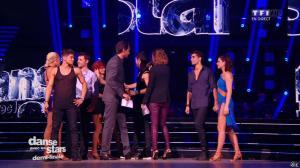 Sandrine Quétier dans Danse avec les Stars - 22/11/14 - 43