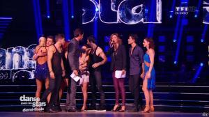 Sandrine Quétier dans Danse avec les Stars - 22/11/14 - 44