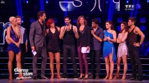 Sandrine Quétier dans Danse avec les Stars - 22/11/14 - 46