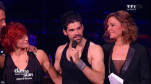 Sandrine Quétier dans Danse avec les Stars - 22/11/14 - 47