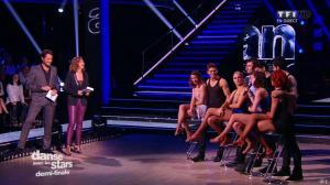 Sandrine Quétier dans Danse avec les Stars - 22/11/14 - 54