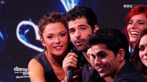 Sandrine Quétier dans Danse avec les Stars - 22/11/14 - 55