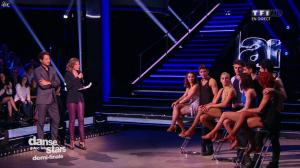 Sandrine Quétier dans Danse avec les Stars - 22/11/14 - 57