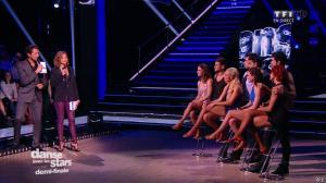 Sandrine Quétier dans Danse avec les Stars - 22/11/14 - 58